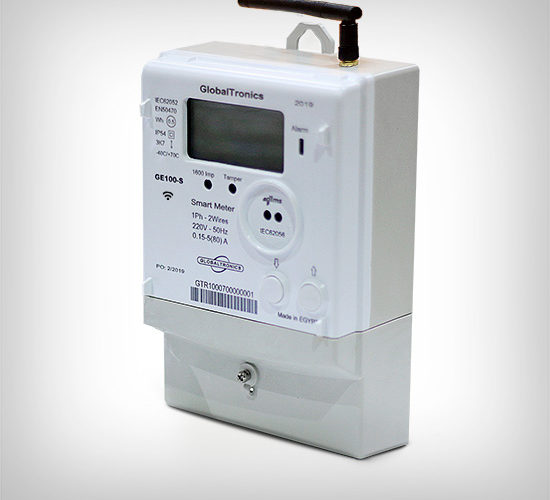 GE100-SGSM Series – Class 0.5 – Advanced Single Phase Electronic Smart Meter