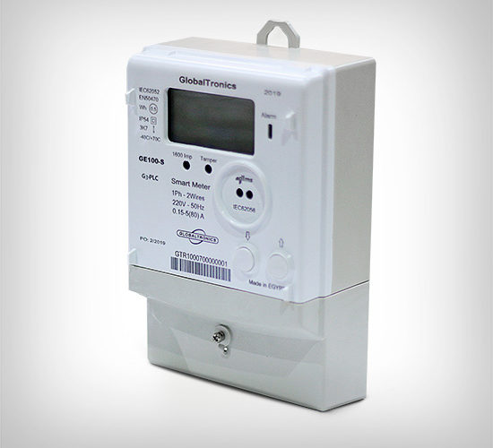 GE100-SPLC Series – Class 0.5 – Advanced Single Phase Electronic Smart Meter