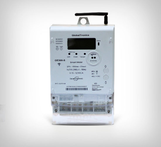 GE300-SGSM Series – Class 0.5 s – Advanced Three Phase Electronic Smart Meter (Direct Connected)